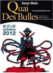 fly du salon de BD Quai des Bulles 2012