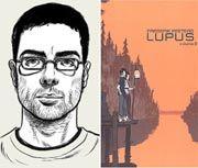 frederik peeters a dessiné la série Lupus, une BD de SF