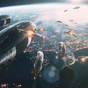 Iron Sky, un des films présents au salon de SF Les Utopiales 2012