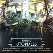 les oeuvres primées au festival SF des Utopiales 2012