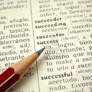 jeu d'écriture avec le hasard et un dictionnaire