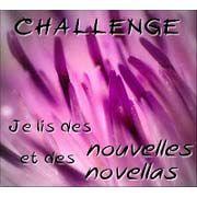 logo du concours Je Lis des Nouvelles et des Novellas