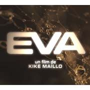Affiche d'Eva, film de science-fiction franco-espagnol