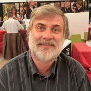 Alain Grousset, auteur de SF et d'uchronie