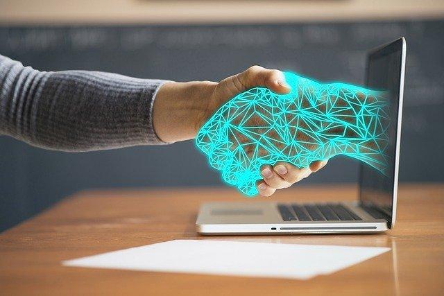 robot écrivain de science-fiction
