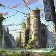civilisation ruinée par tokyogenso