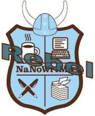 NaNoRebel : enfreindre les règles du NaNoWriMo