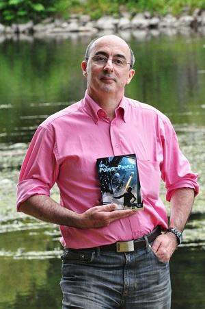 Arnaud Duval, auteur de science-fiction avec le cycle de Torino