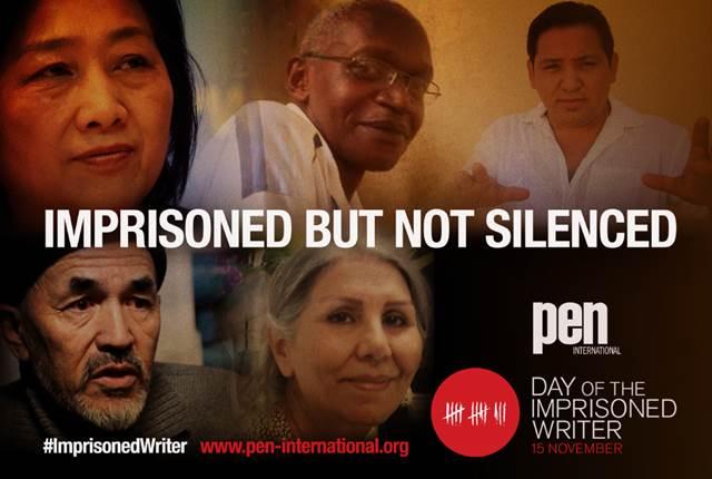 écrivains emprisonnés pour leurs idées