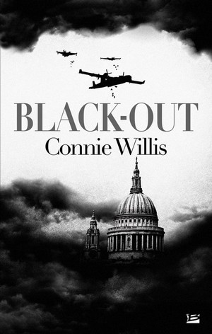 Black-Out couverture, roman uchronie de Connie Willis