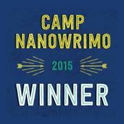 Gagnant Camp NaNoWriMo avril 2015 écrire un roman de SF en un mois