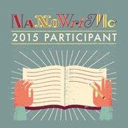 auteur participant au NaNoWriMo de novembre 2015