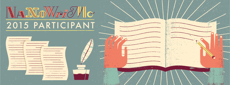 écrire un roman en 30 jours au NaNoWriMo 2015