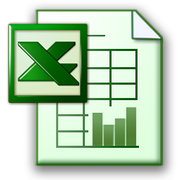 fichier excel statistiques NaNoWriMo