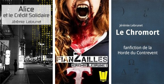 nouvelles françaises gratuites science-fiction, horreur et fantasy