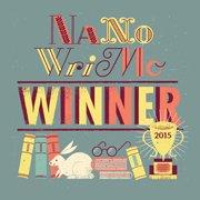 gagnant NaNoWriMo novembre 2015 écrire un roman en 1 mois