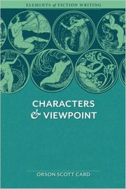 Characters & Viewpoint d'Orson Scott Card