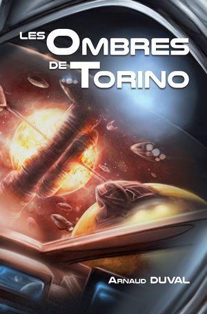couverture Les Ombres de Torino d'Arnaud Duval Editions du Riez