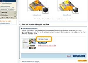 comment télécharger sa couverture CreateSpace pour l'utiliser sur Kindle