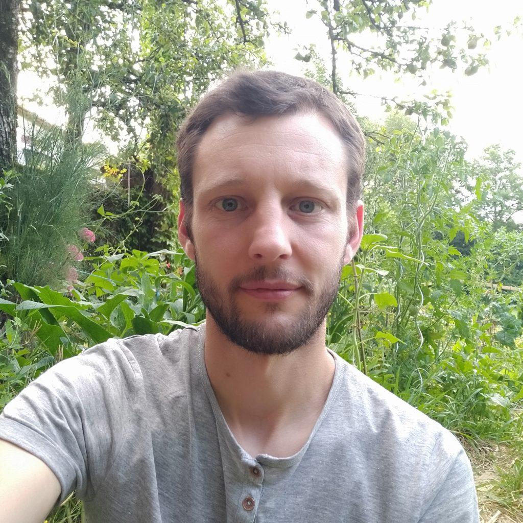 Jérémie Lebrunet, auteur indépendant